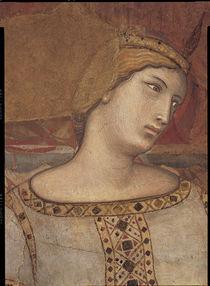 A.Lorenzetti, Kopf der Concordia by AKG  Images
