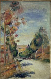 A.Renoir, Landschaft bei Essoyes von AKG  Images