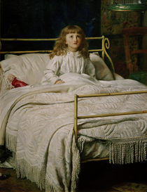J.E.Millais, Waking von AKG  Images