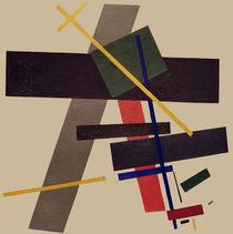 K.Malewitsch, Suprematistische Kompos. von AKG  Images