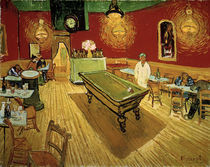 V.van Gogh, Nachtcafe in Arles by AKG  Images