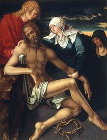 A.Duerer, Christi Beweinung von AKG  Images