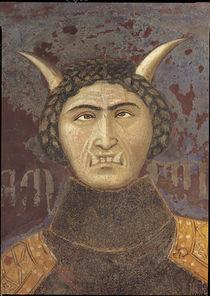 A.Lorenzetti, Kopf der Tyrannis by AKG  Images