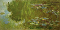 Claude Monet, Der Seerosenteich von AKG  Images