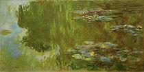 Claude Monet, Der Seerosenteich by AKG  Images
