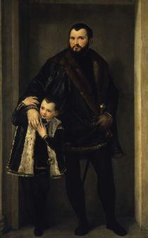 Veronese, Graf da Porto mit Sohn von AKG  Images