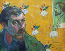 Paul Gauguin / Selbstbildnis 1888 by AKG  Images