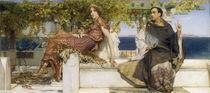 L.Alma Tadema, Berkehrung Paula von AKG  Images