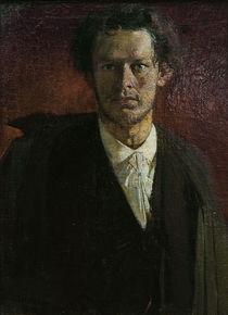 Oskar Zwintscher, Selbstbildnis 1895 von AKG  Images