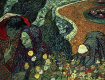 Van Gogh/ Erinnerung an den Garten Etten von AKG  Images