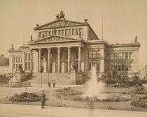 Berlin, Schauspielhaus / Foto Levy von AKG  Images