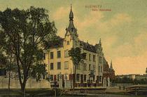 Gleiwitz, Katholisches Vereinshaus/Postk von AKG  Images