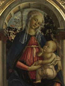 Botticelli, Madonna im Rosenhag by AKG  Images