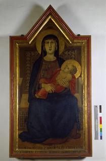 A.Lorenzetti, Madonna des Vico l'Abate von AKG  Images
