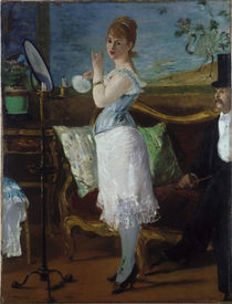 Edouard Manet, Nana/ 1877 by AKG  Images