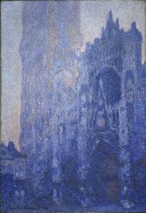 Monet/Kathedrale Rouen (Morgenlicht)1894 von AKG  Images