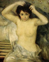 A.Renoir, Buste de femme von AKG  Images