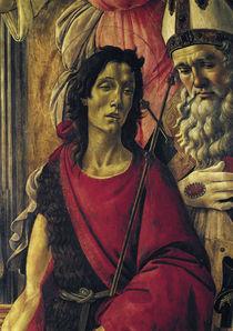 Botticelli, Johannes d.T. von AKG  Images