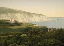 Isle of Wight (England), Photochrom von AKG  Images