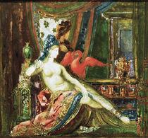 G. Moreau, Dalila und Ibis by AKG  Images
