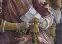 Lodovico Gonzaga, Haende / Mantegna by AKG  Images