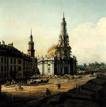 Dresden, Kath.Hofkirche / Bellotto by AKG  Images