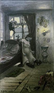 H.Zille, Erhaengte Frau by AKG  Images