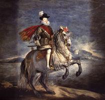 Philipp III. von Spanien / Velazquez von AKG  Images