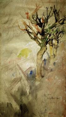 C.Larsson, Baumstudie by AKG  Images