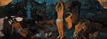 Gauguin, Woher kommen wir ...  1897 von AKG  Images