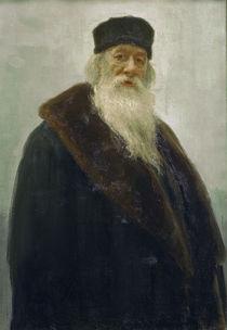 Wladimir Stassow / Gem.v.Repin von AKG  Images