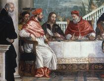 P.Veronese, Gastmahl Gregors des Grossen von AKG  Images