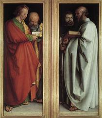 Albrecht Duerer, Die Vier Apostel by AKG  Images