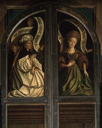Jan v.Eyck, Genter Altar / Sibyllen by AKG  Images