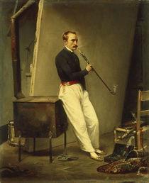 Horace Vernet, Selbstbildnis von AKG  Images