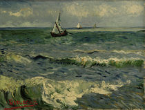 Vincent van Gogh, Boote auf See by AKG  Images