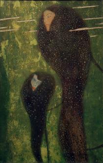 G.Klimt, Nixen (Silberfische) von AKG  Images