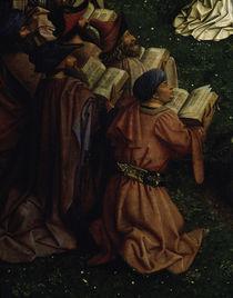 Propheten /Jan v.Eyck, Genter Altar 1432 von AKG  Images
