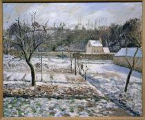 Camille Pissarro, L'Hermitage,Pontoise von AKG  Images