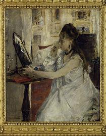 B.Morisot, Junge Frau sich pudernd von AKG  Images