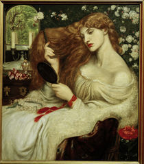 D.G.Rossetti, Lady Lilith by AKG  Images