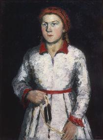K.Malewitsch, Tochter des Kuenstlers von AKG  Images