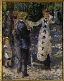 A.Renoir, Die Schaukel von AKG  Images
