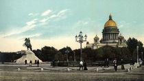 St.Petersburg, Isaakskathedrale / Foto von AKG  Images