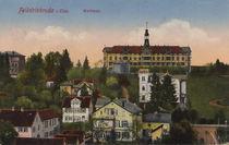 Friedrichroda, Kurhaus / Postkarte von AKG  Images