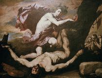 J.de Ribera, Apoll und Marsyas von AKG  Images