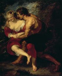 P.P.Rubens, Schaeferszene by AKG  Images