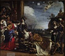 Tod der Dido / Gem.v.Guercino von AKG  Images