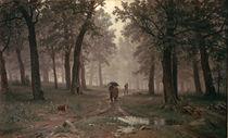 Schischkin, Regen im Eichenwald/ 1891 by AKG  Images