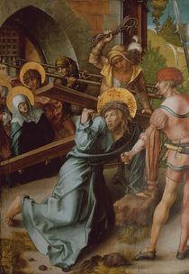 Albrecht Duerer, Kreuztragung Christi by AKG  Images
